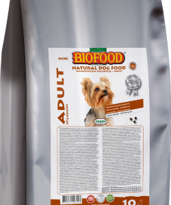 Biofood hond adult small breed