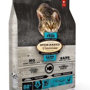 Oven baked tradition grain free cat fish